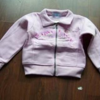 Vest Fleece Roze