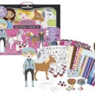 Modelboek FA Ruiter & Paard