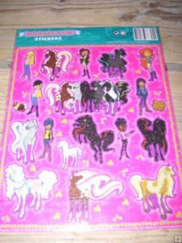 Horseland Stickers