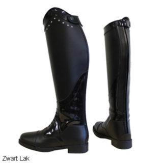 Horka Donna paardrijlaarzen Zwart