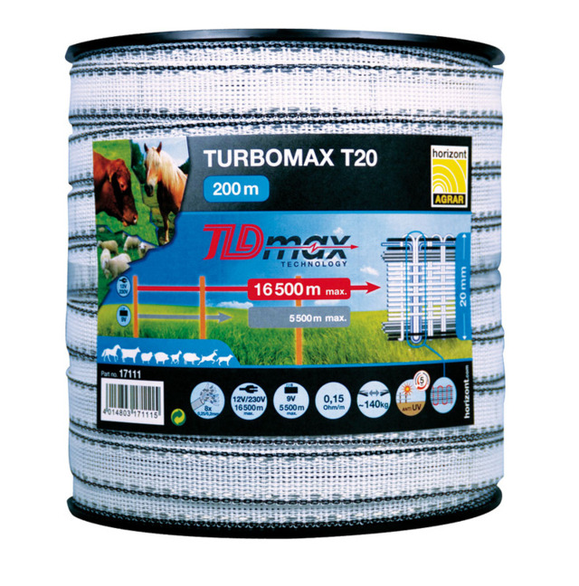 Lint Turbomax 20 mm