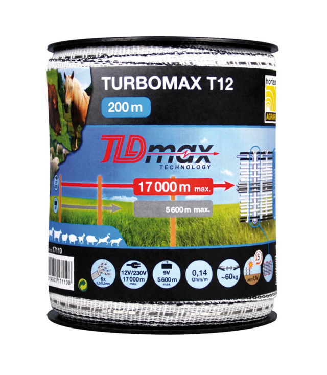 Lint Turbomax 12 mm