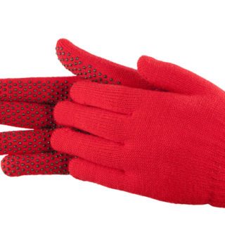 Handschoenen Magic Gloves Rood