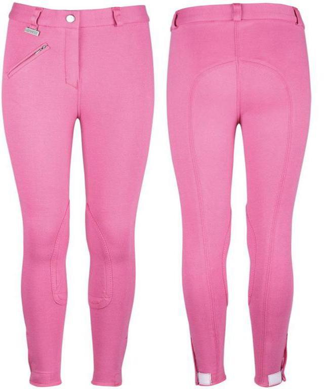 Roze Rijbroeken