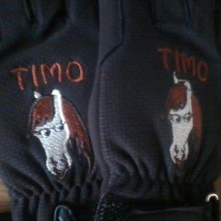 Handschoenen Amara Timo
