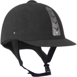 Horka Cap Hawk Black Ventilation Zwart