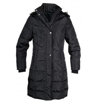 Winterjas Aanbieding.Winterjas Glacier Zwart Het Paardenwinkeltje